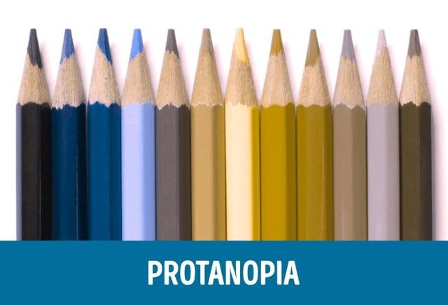Протанопия - что это, причины, симптомы, диагностика, лечение