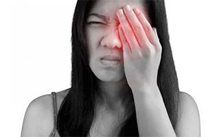 Киста на глазу - фото, причины и лечение
