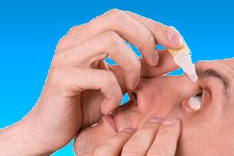 Капли для глаз от глаукомы - список лучших