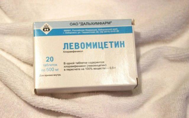 Левомицетин при беременности - применение глазных капель
