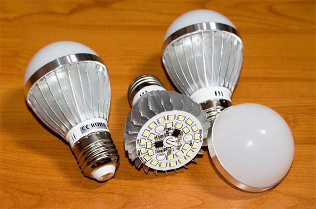 Вредны ли светодиодные лампы для зрения