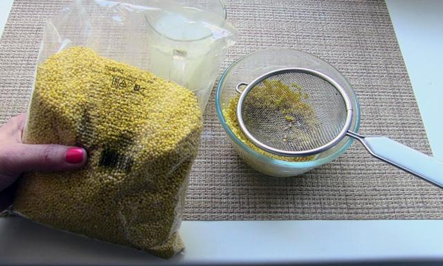 Лечение цистита народными средствами с помощью пшена