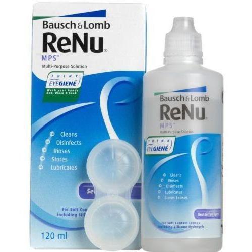 ReNu раствор для линз - обзор, применение, отзывы