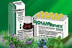 Применение препарата Роватинекс для лечения органов мочевыделительной системы