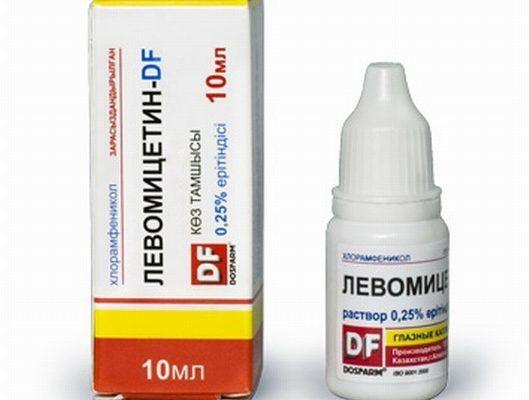 Альбуцид или Левомицетин - что лучше, сравнение препаратов