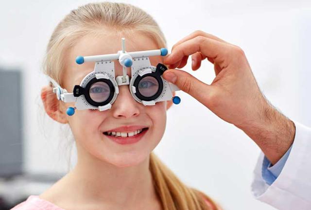 Анизометропия - что это, причины, симптомы и лечение