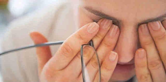 Затуманивание зрения - разбираем причины