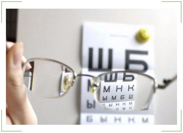 Зрение минус 1 - что это значит, как видит человек, как восставить зрение