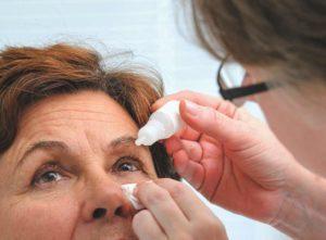 Пиклоксидин капли глазные - инструкция, цена, отзывы
