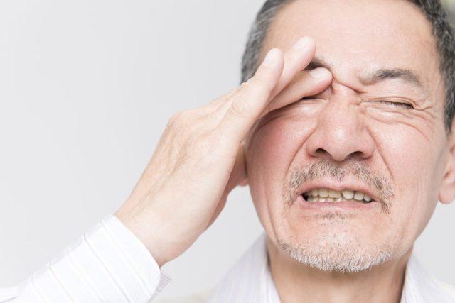 Боль в глазу изнутри - причины, что делать