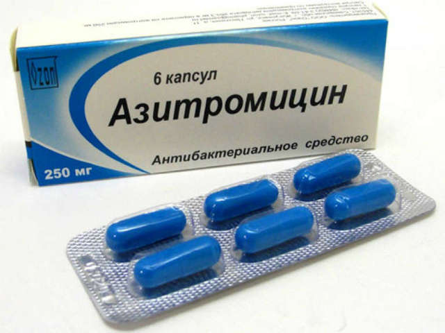 Эффективное лечение цистита препаратом Азитромицин