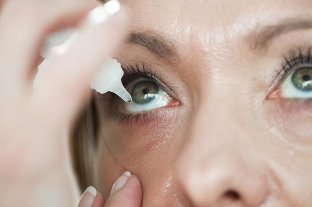 Капли глазные при кровоизлиянии в глаз - список лучших, отзывы